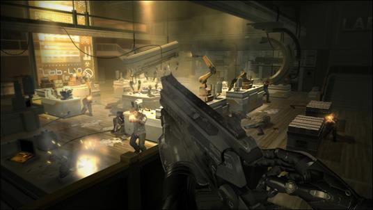 Deus Ex: Human Revolution Augmented Edition - 8