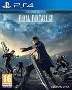 Final Fantasy XV Day One Edition - PS4