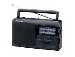 Panasonic RF-3500E9-K radio Portatile Analogico Nero - 2