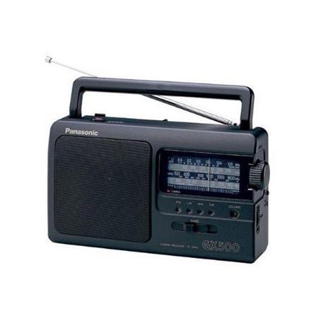 Panasonic RF-3500E9-K radio Portatile Analogico Nero