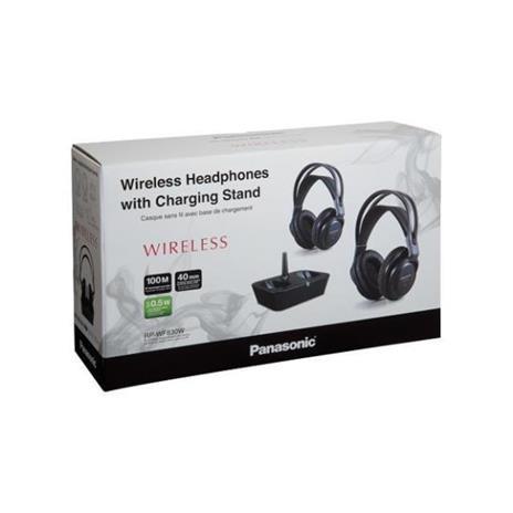 Panasonic RP-WF830WE-K cuffia e auricolare Cuffie Padiglione auricolare Nero - 2