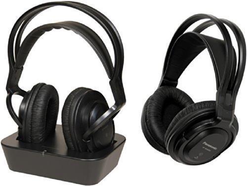 Panasonic RP-WF830WE-K cuffia e auricolare Cuffie Padiglione auricolare Nero - 9