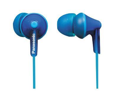 Panasonic RP-HJE125E-A cuffia e auricolare Cuffie Blu