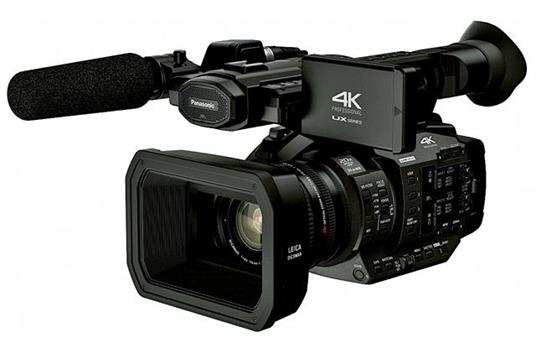 Panasonic AG-UX180 9,46 MP MOS Videocamera da spalla Nero 4K Ultra HD