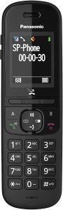Panasonic KX-TGH710 Telefono DECT Nero Identificatore di chiamata - 2