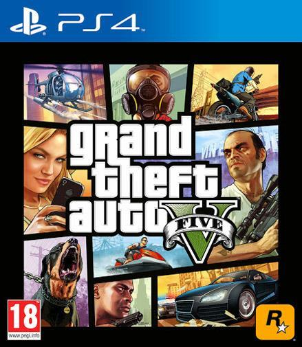 Grand Theft Auto V (GTA V) - 6