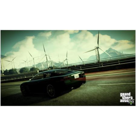 Grand Theft Auto V (GTA V) - 2