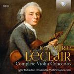 Concerti per violino completi