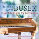 Musica per fortepiano completa