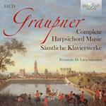Complete Harpsichord Music (Box Set)