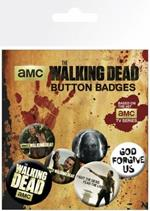 Badge Pack The Walking Dead