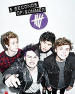 Poster 5 Seconds Of Summer. Single Cover 40x50 Cm.
