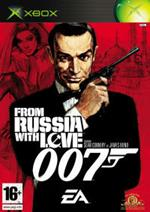 James Bond 007. From Russia With Love