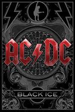 Poster Ac/Dc. Black Ice