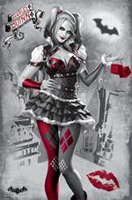 Poster Batman Arkham Knight. Harley Quinn