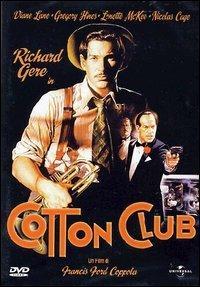 Cotton Club di Francis Ford Coppola - DVD