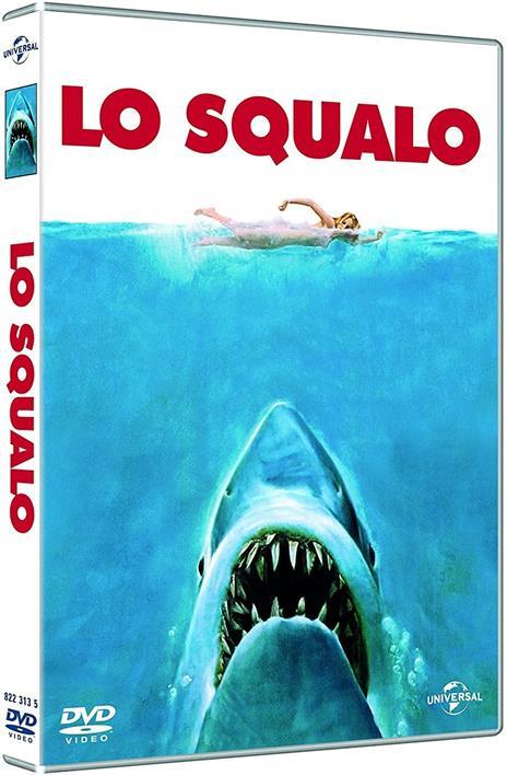 Lo squalo di Steven Spielberg - DVD