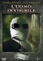 L' uomo invisibile (DVD)