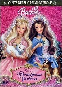 Barbie. La principessa e la povera di William Lau - DVD