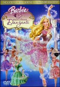 Barbie e le 12 principesse danzanti di Greg Richardson - DVD