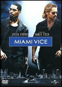 Miami Vice di Michael Mann - DVD