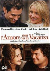 L' amore non va in vacanza di Nancy Meyers - DVD