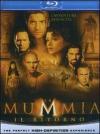 La Mummia 2. Il ritorno di Stephen Sommers - Blu-ray
