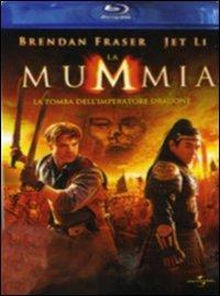 La Mummia. La tomba dell'imperatore Dragone di Rob Cohen - Blu-ray