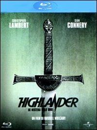 Highlander. L'ultimo immortale di Russell Mulcahy - Blu-ray