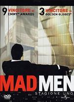 Mad Men. Stagione 1 (4 DVD)
