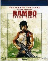 Rambo di Ted Kotcheff - Blu-ray