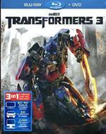 Transformers 3 (DVD + Blu-ray)