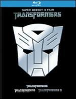 Transformers. La trilogia (3 Blu-ray)