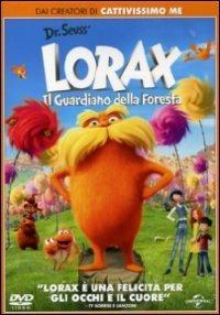 Lorax. Il guardiano della foresta di Chris Renaud,Kyle Balda - DVD