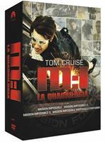 Mission: Impossible. Quadrilogia (4 DVD)