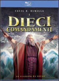 I Dieci Comandamenti (2 Blu-ray) di Cecil B. De Mille - Blu-ray