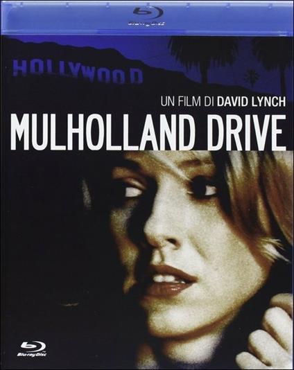 Mulholland Drive di David Lynch - Blu-ray