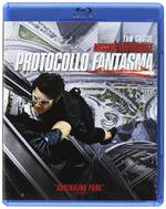 Mission: Impossible. Protocollo fantasma ( Blu-ray)