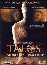 Talos. L'ombra del Faraone di Russell Mulcahy - DVD
