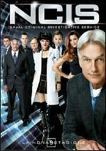 NCIS. Naval Criminal Investigative Service. Stagione 9 (Serie TV ita) (6 DVD)