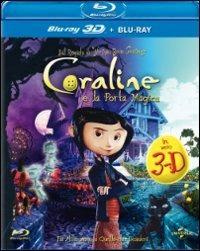 Coraline e la porta magica 3D (Blu-ray + Blu-ray 3D) di Henry Selick