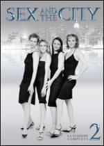 Sex and the City. Stagione 02 (3 DVD)