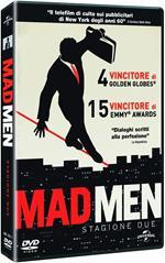 Mad Men. Stagione 2 (4 DVD)