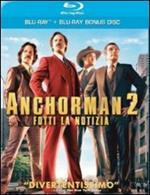 Anchorman 2. Fotti la notizia (2 Blu-ray)
