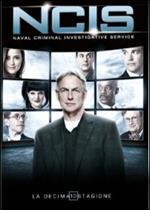 NCIS. Naval Criminal Investigative Service. Stagione 10 (8 DVD)