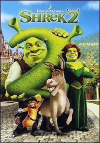 Shrek 2 di Andrew Adamson,Kelly Asbury,Conrad Vernon - DVD