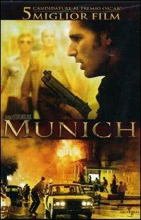 Munich di Steven Spielberg - DVD