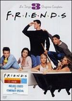 Friends. Stagione 3 (5 DVD)