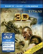 Scontro tra Titani (Blu-ray + Blu-ray 3D)