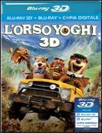 L' orso Yoghi 3D (Blu-ray + Blu-ray 3D)